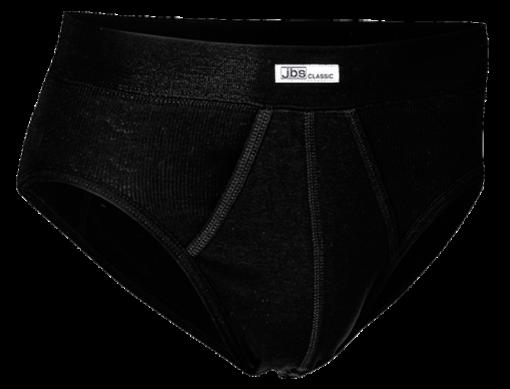 Sorte Underbukser med gylp - JBS