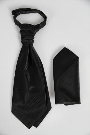 Kravat med pynteklud