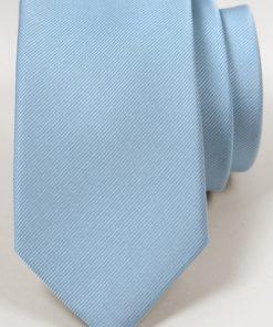 Babyblå slips