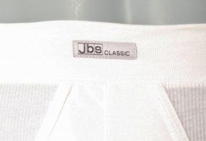 Hvide Underbukser med gylp - JBS