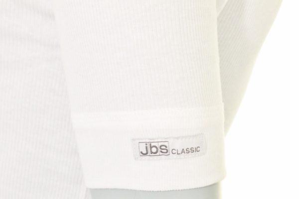 JBS logo på ærmet