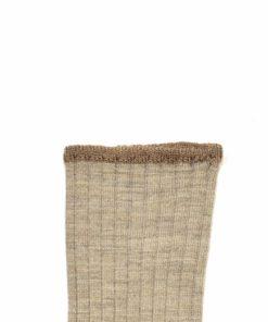 Egtved Strømper - Sand - Uld