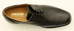 Læder sko fra Geox
