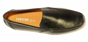 Sorte Skind Hyttesko - Geox
