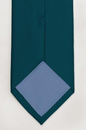 Petroleumsblåt slips