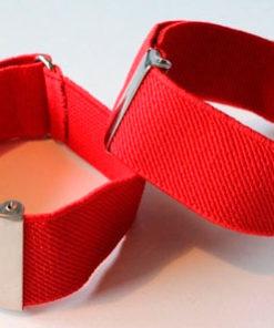 røde ærmeholdere