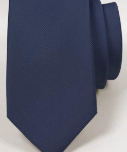 Stålblåt slips