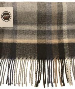 Cashmere/ Acrylic tørklæde