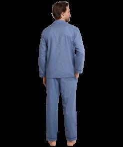 Støvet blå pyjamas - Otto Johansen